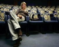 женщины фотографа Стоковое фото RF