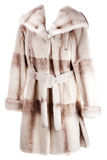 женщины шерсти s пальто стоковое изображение rf