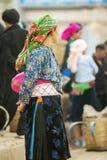Женщины этнического меньшинства Стоковая Фотография