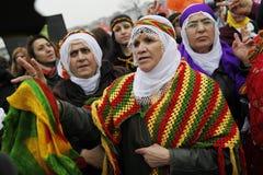 женщины дня международные s Стоковые Фотографии RF