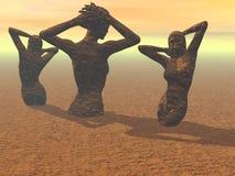 Женщины Стоковые Фотографии RF