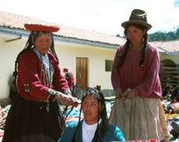 женщины amerindian Стоковое фото RF