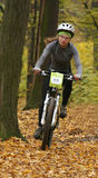 женщины bike Стоковое Изображение RF
