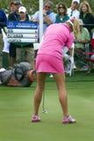 женщины thompson lpga lexi игрока в гольф стоковая фотография rf