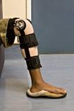 жертва аварии Стоковая Фотография RF