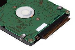 Жесткий диск компьютера Стоковая Фотография RF