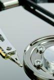 Жесткий диск компьютера Стоковое Изображение