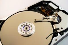 Жесткий диск компьютера внутрь Стоковые Изображения