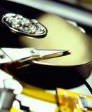 Жесткий диск компьютера Стоковая Фотография