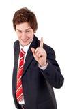 жест дела делая человека Стоковое фото RF