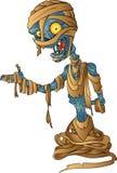 Жест мумии приветствующий Стоковое фото RF