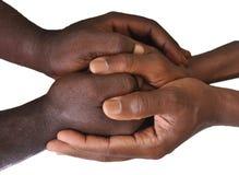 Жест пальцев и рук Стоковое фото RF