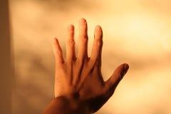 жест стоковая фотография rf