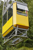 Железная дорога кабеля Ulriken Норвежское самое интересное туризма Transportati Стоковое фото RF