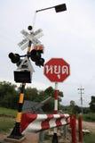 железная дорога трассы Стоковое Фото