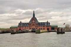 Железная дорога централи стержня Нью-Джерси Стоковая Фотография RF