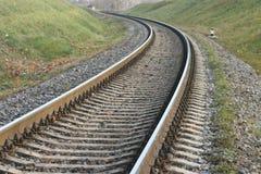 Железная дорога 12 Стоковое Фото