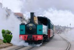 Железная дорога Baie de Соммы стоковое изображение rf