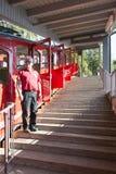 Железная дорога Pilatus, Швейцария Стоковое фото RF