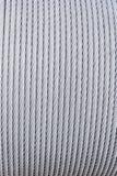 Железная предпосылка веревочки Стоковые Фото