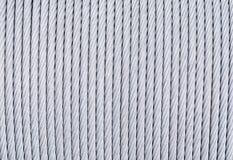 Железная предпосылка веревочки Стоковые Изображения RF