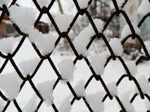 Железная сетка Стоковое фото RF