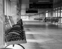 Железнодорожная станция Стоковые Фото