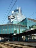 железнодорожная станция samara стоковое фото rf