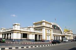 Железнодорожный вокзал Бангкока Стоковые Изображения