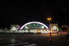 Железнодорожный вокзал Бангкока Стоковые Фото