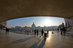 Железнодорожный вокзал Венеции Стоковое Фото