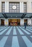 Железнодорожный вокзал Женевы-Cornavin Стоковое Изображение