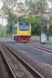 Железнодорожный вокзал поезда Khonkaen Стоковое Фото