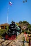 Железнодорожный вокзал Таиланд Hua Hin Стоковая Фотография RF