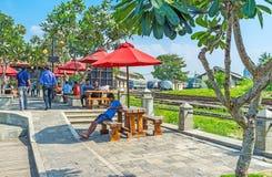 Железнодорожный вокзал форта в Коломбо Стоковое фото RF