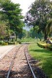 железнодорожный вокзал стоковое изображение