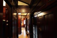 Железнодорожный музей Стоковые Изображения RF