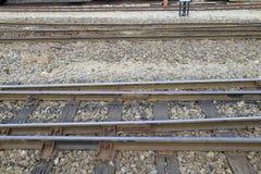 Железнодорожный транспорт Стоковые Изображения