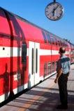 Железные дороги Израиля Стоковая Фотография
