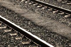 Железные дороги Стоковые Фотографии RF