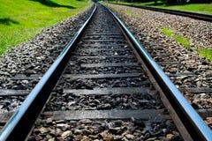 Железные дороги Tran Стоковая Фотография