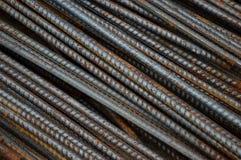 Железные пруты Стоковое фото RF