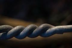 Железные узлы Стоковое фото RF
