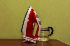 Железный красный цвет Стоковые Изображения RF