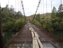 Железный мост Стоковые Фотографии RF