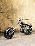 Железный мотоцикл - свободный всадник Стоковые Изображения RF