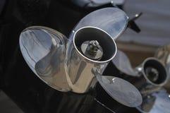 Железный пропеллер Стоковые Фото