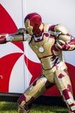 Железный человек Стоковое фото RF