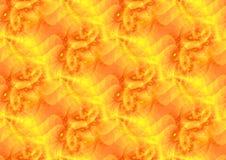 Желтая абстрактная предпосылка Стоковое Изображение
