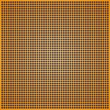 Желтая абстрактная предпосылка Стоковые Изображения RF